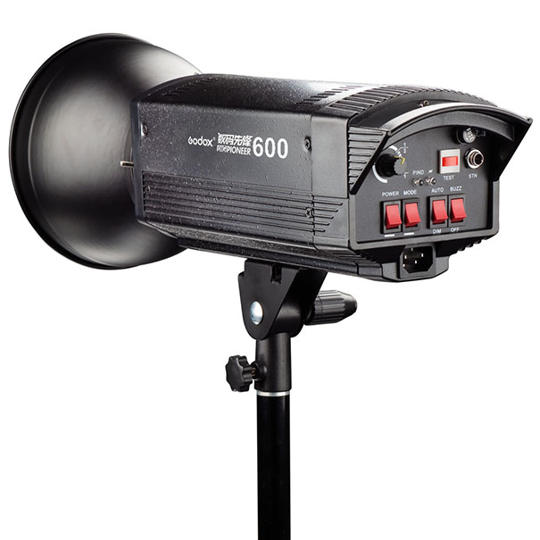 Godox 600 w flash studio flash light lambency lamp suits godox studio
