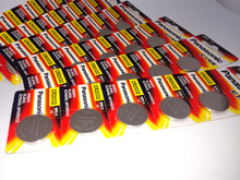30pcs/lot New Original Battery For Panasonic CR2032 Button Cell 3V Coin Lithium Watch Remote Control Calculator Batteries