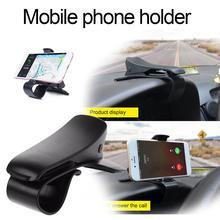 цены на Universal Navigation Car Mobile Phone Bracket Car Dashboard Car Clip With Direct Vision And Mount Perspective For Mobile Phone  в интернет-магазинах