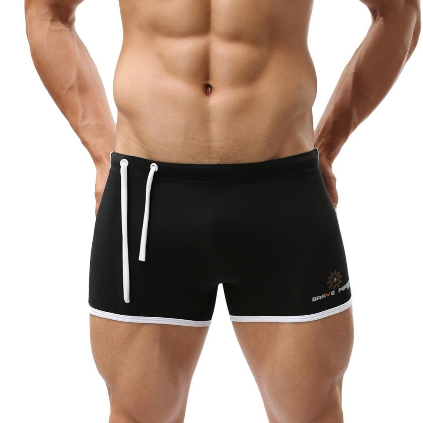 mens swimming trunks sexy men 39 s pulling rope boxer briefs swimming swim shorts trunks maillot de. Black Bedroom Furniture Sets. Home Design Ideas