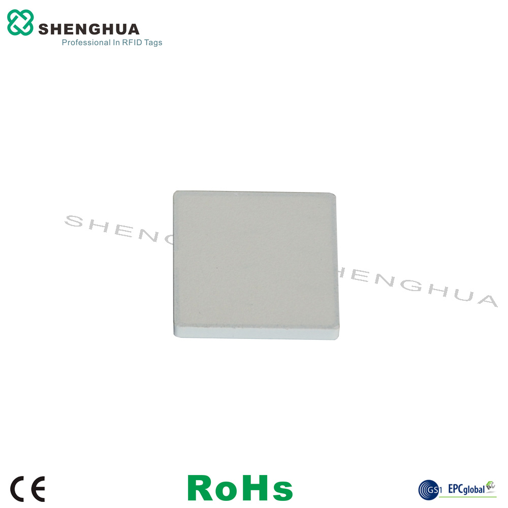 10PCS/PACK Anti Metal 25*25*3mm Tags UHF RFID Passive Tag Anti-counterfeiting For Asset Management
