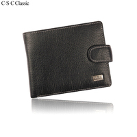Casual Business Men S Wallets 2014 New Brand Soft Short 100 Genius Leather Cowhide Vintage Male