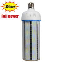 4pcs/lot 125lm/w AC110V 220V 230V 240V 50/60Hz IP64 E40 E39 UL DLC 150w led corn bulb replace 1000W HPS metal halide