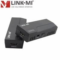LINK MI LM WHD03 30m LOS 60GHz WIFI Wireless HD Video Transmission Zero Latency 30m Wireless HDMI Transmitter Receiver