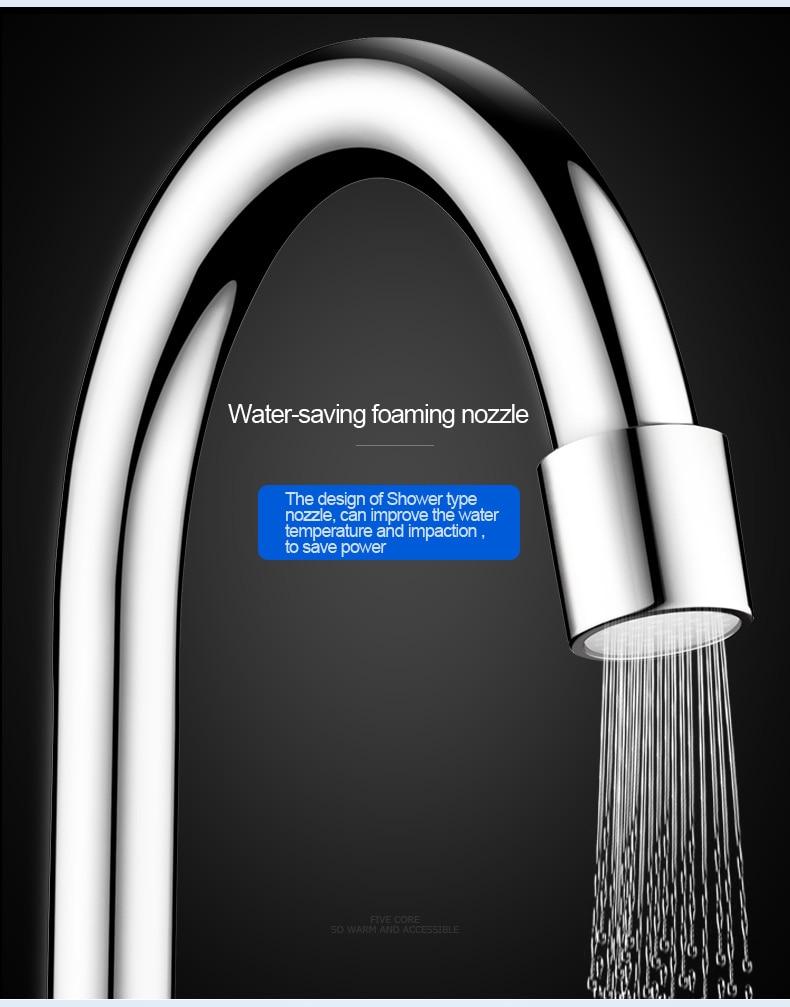 3000 rubinetto istante Riscaldatore 15