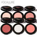 Focallure Blush Palette Makeup Naked  Matte Blusher Bronzer Powder Palette Brand Cosmetics Make Up Shimmer 11colors