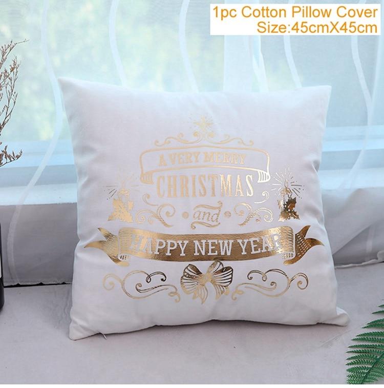 Christmas Pillow Case 41