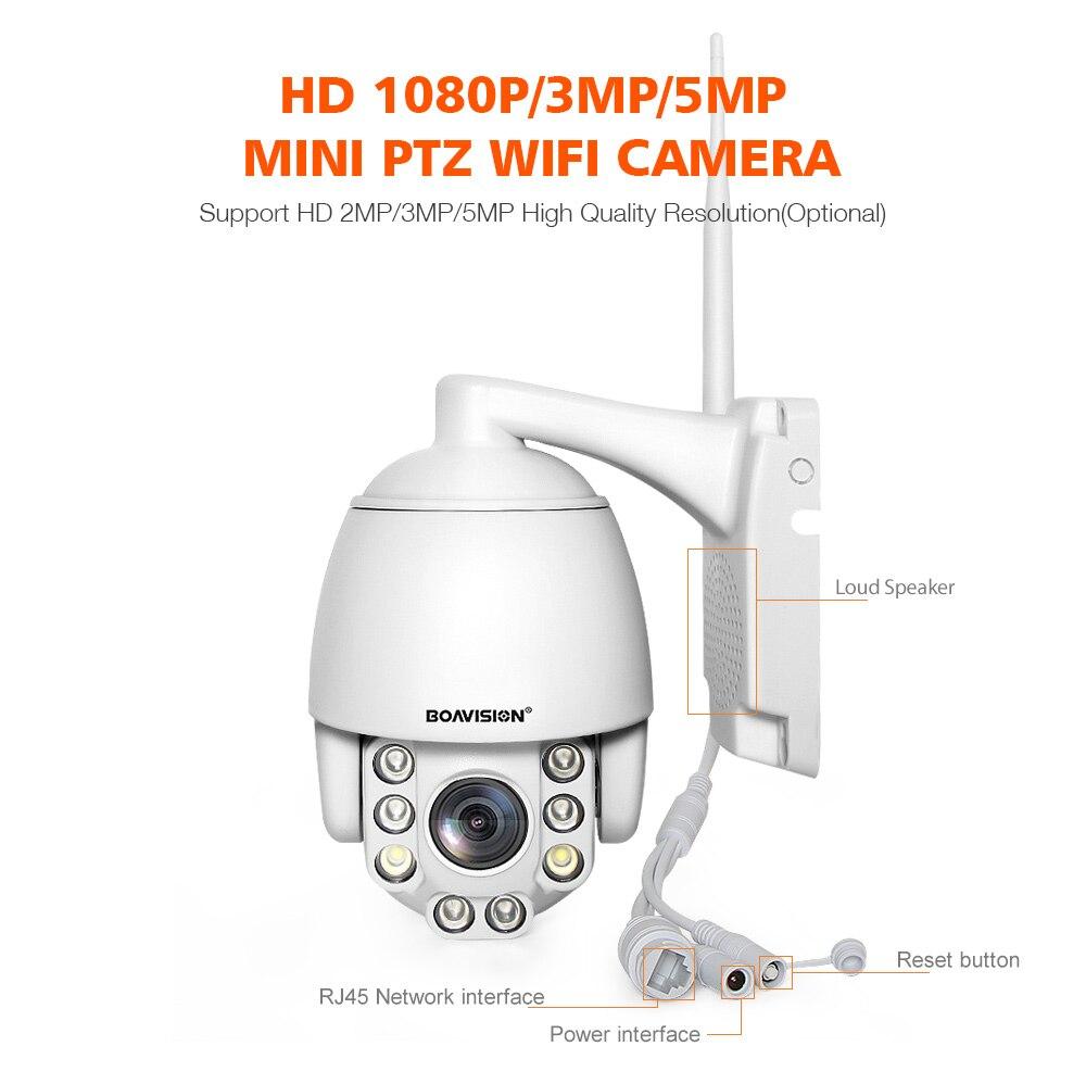 HTB1mWSQbBCw3KVjSZFlq6AJkFXaH Wifi PTZ IP Camera 1080P 3MP 5MP Super HD 5X Zoom Two Way Audio Wireless PTZ Cam Outdoor 60m IR Video Home Security Camera P2P