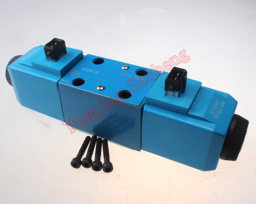 Solenoid 02/332169 for Hydraulic Solenoid Directional Valve 12V 3924450 2001es 12 fuel shutdown solenoid valve for cummins hitachi