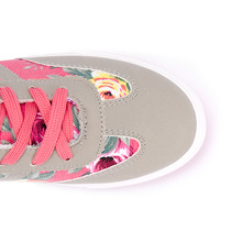 Women printed casual canvas shoes