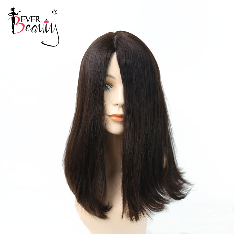 100% European Hair Layer Wigs Straight Kosher Wig Custom Made Jewish Wig Best Sheitels In Stock Ever Beauty Remy