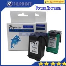 Cartucho de tinta Compatible HP129 HP134 para hp Deskjet 6943/6983/5943/D4163 Photosmart 8053/8753/2573/D5063 Officejet 100/6213/h470