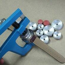 Bariho Reloj Superior Durable Metal Pulse Set Back Closer Relojero Herramienta de Reparación de Relojes De Plástico Caja de Cristal Caliente de La Venta