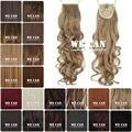 """24 """" ( 60 см ) 120 г синтетический длинные вьющиеся ленты шнурок хвостики парики ролик в наращивание волос 20 цветов бесплатная доставка"""