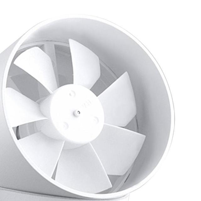 Original Xiaomi Rg Vh Portable Cooling Fan Mijia Usb Mini Fan
