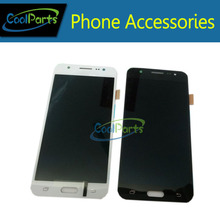 Original Quality Grey White And Gold color LCD Display and Touch Digitizer For Samsung Galaxy J5