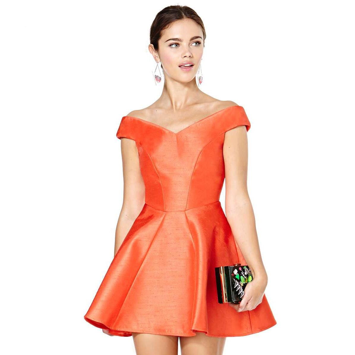 2015 Women S Fashion Distinct Structural Contour Lines Coral Drop Shoulder Dress Design Designer Tassel Designer Celebrity Dressesdress Design For Office Aliexpress