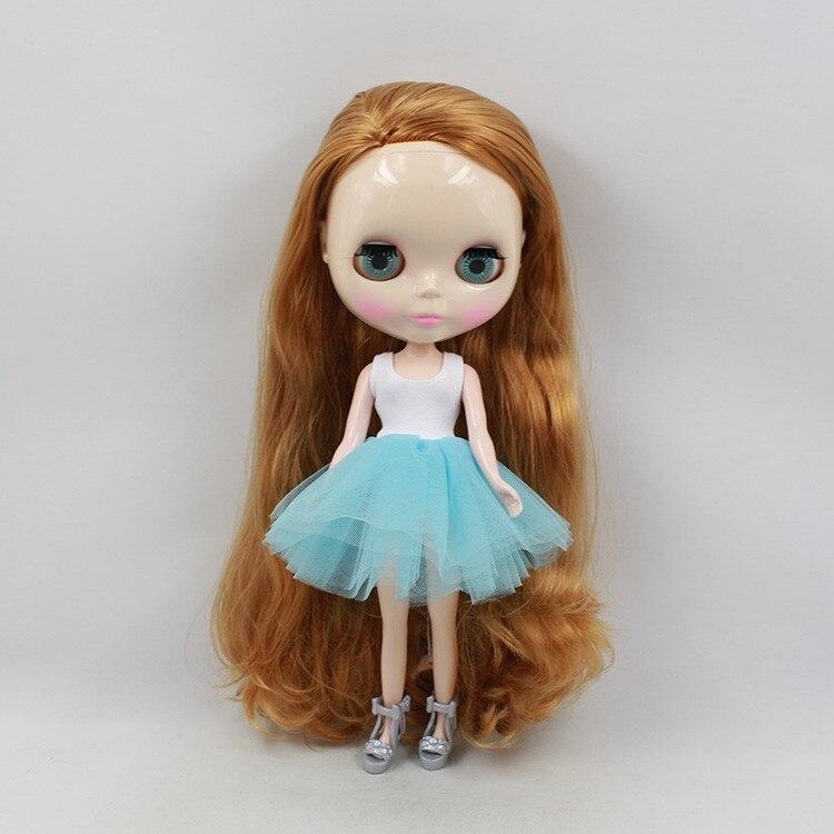 Neo Blythe Doll Elegant Ballet Skirt Dress 4