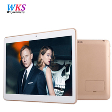 Waywalkers 10.6 inch Tablet PC Octa Core Ram 4GB Rom 64GB Android 5.1 IPS GPS 5 MP WCDMA 3G Tablet Pcs smart Android computer