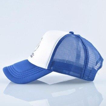 2018 New Arrival Snapback Hat For Men Summer Breathable Mesh Baseball Cap Women Outdoor Camouflage Bone Casquette Trucker Gorras 2