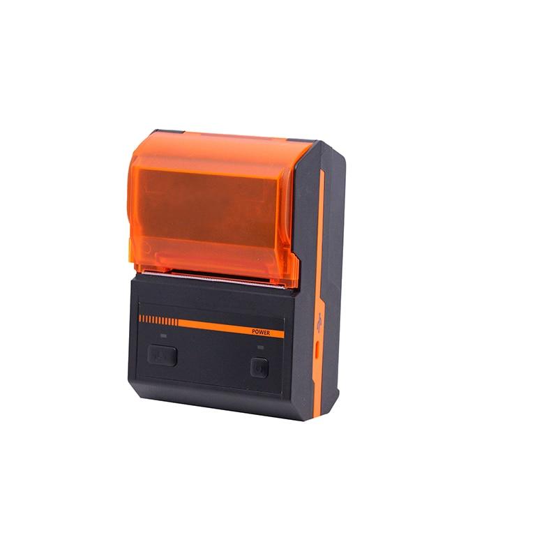 Mini Portable GPRS+USB Thermal Receipt Printer Pos Printer Android/IOS Printer Ticket Printing 58mm USB/WIFI Interface thermal printer small note printer cash register printer portable usb interface printer 220v