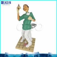 Zahnarzt Geschenk Handwerk Spielzeug Dental Artware Zähne Handwerk Dental Klinik Dekoration Innenausstattung Kreative Skulptur