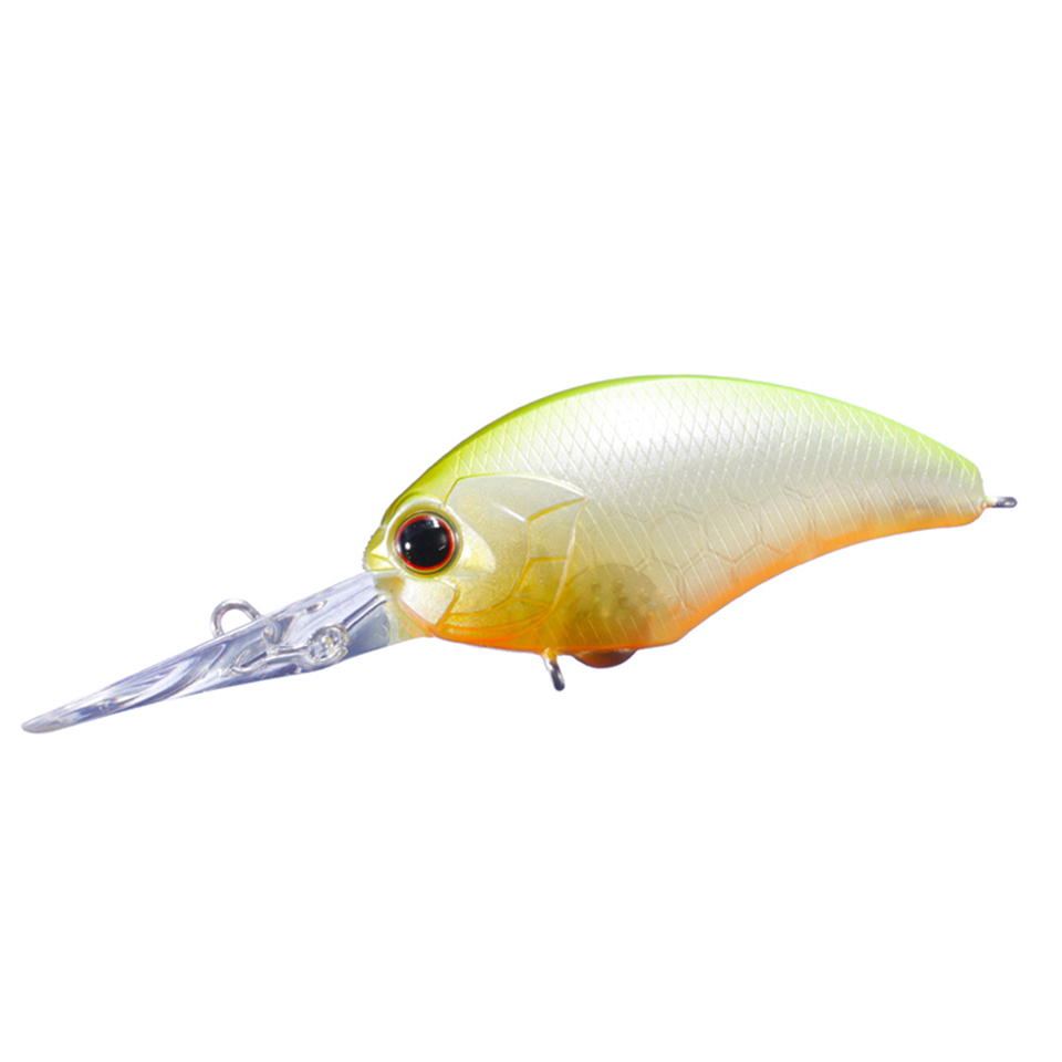 1PCS Floating Crankbait Fishing Lure 12g 9cm Wobblers 6# Hook isca artificial swim crank bait carp fishing tackle 1pcs 8cm 5g luminous simulation prawn soft shrimp floating shaped worn fake lure hook isca fishing lure artificial bait