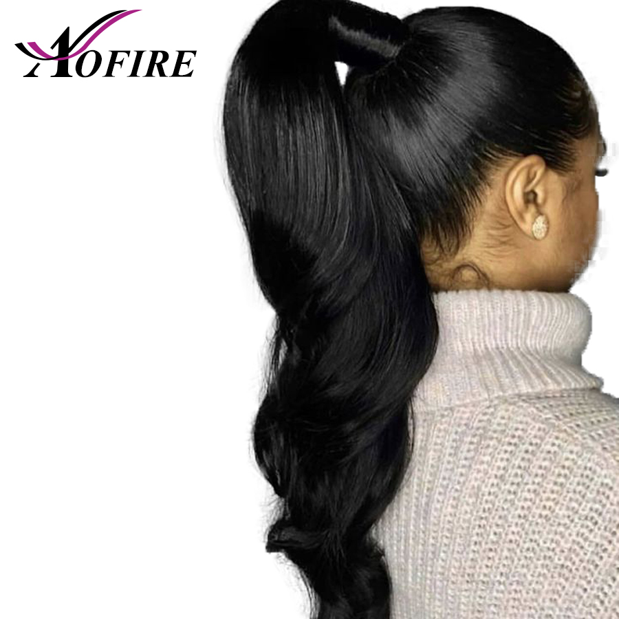 250% Density 4*4 Silk Base 360 Lace Frontal Human Hair Wigs Pre Plucked With Baby Hair Brazilian Body Wave Remy Hair Aofire