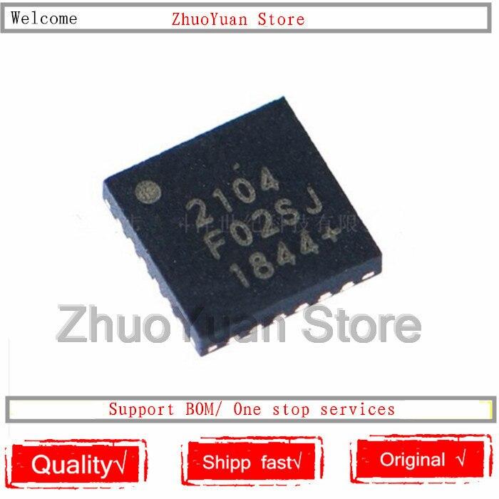 1PCS/Lot CP2104-F03-GMR CP2104-F03-GM CP2104 2104 QFN24  New Original IC Chip