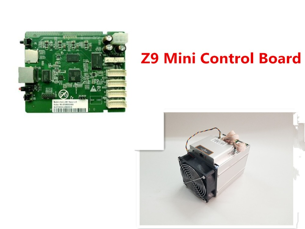 Shipping Fast!New Antminer Z9 Mini Control Board Mother Board Replace The Bad Control Board For Antminer Z9 Mini From Bitmain impressa z9