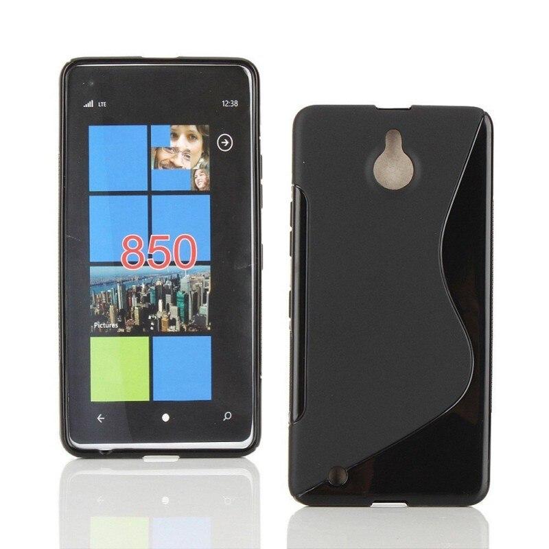 Pour Nokia 3 6 coque S conception de ligne souple TPU Gel coque de téléphone pour Nokia Microsoft Lumia 850 livraison directe - 2