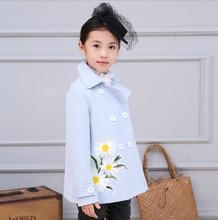 New Girls Outerwear Coats Fashion