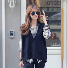 new sweater vest women fine wool material sleeveless sweater sexy V collar pullover female fashion vest