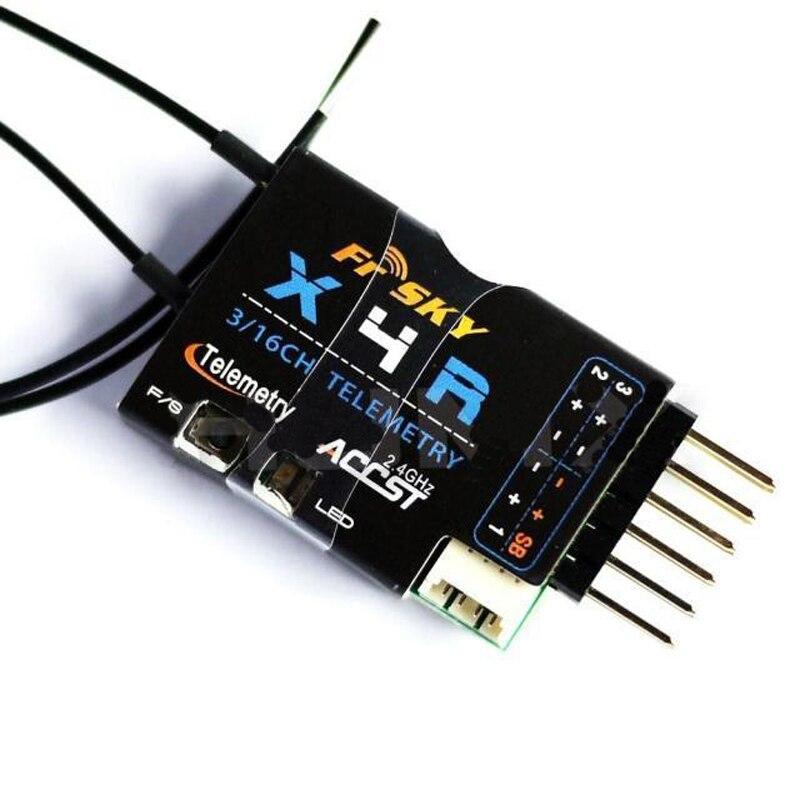 1 PC FrSky X4RSB 3/16CH télémétrie récepteur bidirectionnel SBUS récepteurs bidirectionnels pour Frsky X Taranis X9D transmetteur lanceur