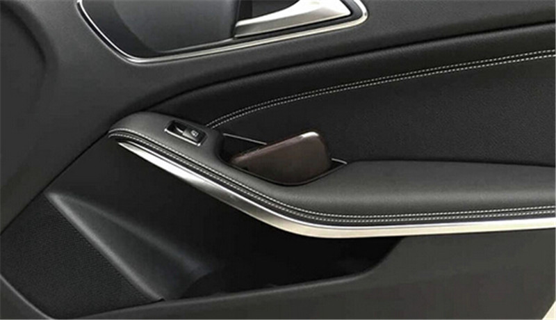 Car Door Armrest Handle Storage Glove Box Card Phone Holder Container For Benz CLA180 CLA200 CLA220CDI CLA250 CLA45 2014 2015-in Stowing Tidying from ... & Car Door Armrest Handle Storage Glove Box Card Phone Holder ...