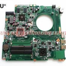 KEFU DAY21AMB6D0 REV: D материнская плата для ноутбука hp PAVILION 17-F серия, системная плата notbook PC A10-7300M может подойти DAY23AMB6F0 REV: F