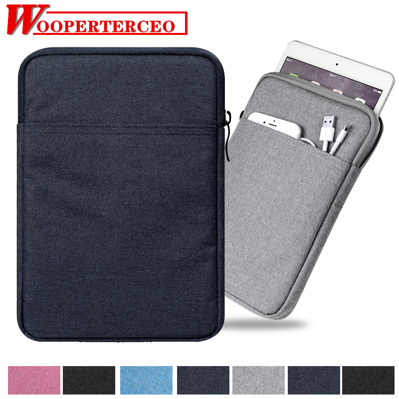for New Apple iPad mini2 mini3 mini4 7.9 Shockproof Tablets Tablet Sleeve Pouch Case for iPad mini 1 2 3 4 7.9 inch Cover bag ...