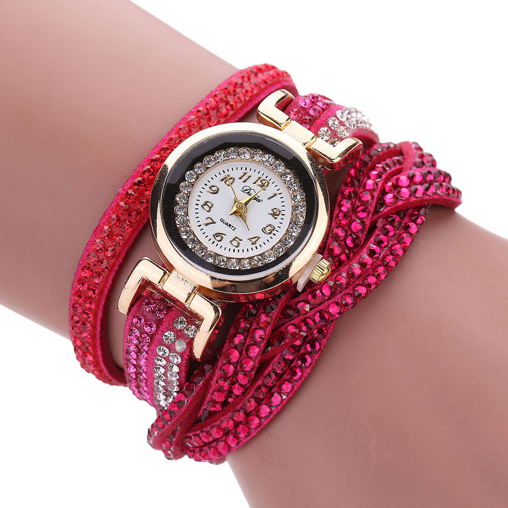 Brand Fashion Luxury Women Watches Rhinestone Bracelet Ladies Quartz Wrist Watch Casual Women Relogio Feminino Gift nakzen quartz women watches top brand fashion ladies bracelet watch rhinestone crystal wrist watch female hers relogio feminino