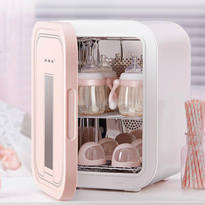 Baby Bottle Sterilizer Disinfection Infant with for Baking Ultraviolet Cabinet-Machine