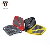 KODASKIN KO DU DI BC Motorcycle Carbon Brake and Clutch Caps for Ducati Diavel 1200