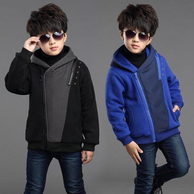 2017New детская верхняя одежда теплое пальто Детская одежда двухслойные Водонепроницаемый ветрозащитные утепленные Куртки на девочек и мальчиков осень-зима