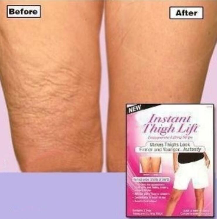 8Pcs Thigh Lift Thighs Look Firm Younger Instantly Slimming Thigh Lifting Firming Flabby Sagging Anti Cellulite Face Lift Tools