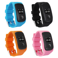 S22 SOS GPS LBS PC SMS Tracking Smart Watch Smartwatch Children Safe Positioning Guardianship Small Quick