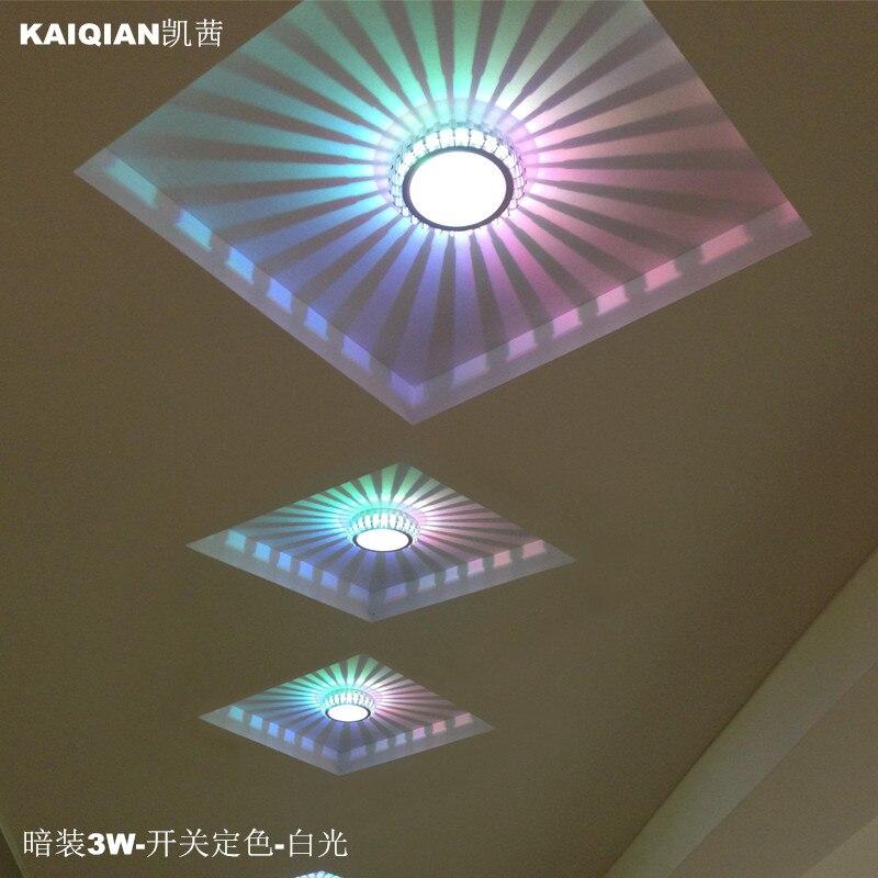 2016 LED corridor lamp light foyer ceiling lamps home entrance ceiling style lights spotlights downlight ceiling light lamp for entrance led