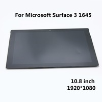 Original New 10 8 Inch LCD Assembly For Microsoft Surface 3 1645 RT3 LCD Display Touch