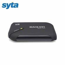SYTA V8 Plus OTT Amlogic S805 Android TV Box + DVB-S2 Receptor de Satélite 1G/8G Memoria XBMC KODI ADD-ONS pre-instalado