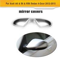 ABS замена автоматическое зеркало крышки для Ауди A6 и S6 и RS6 Седан 4 двери 2012 2015
