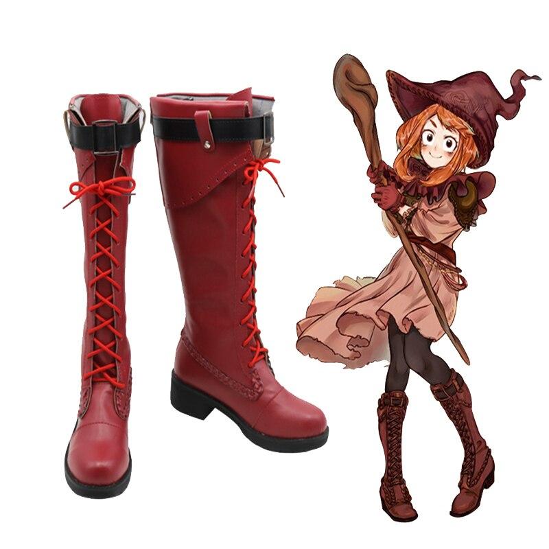 My Hero Academia Boku no Hero Akademia Ochako Uraraka Cosplay Shoes Boots