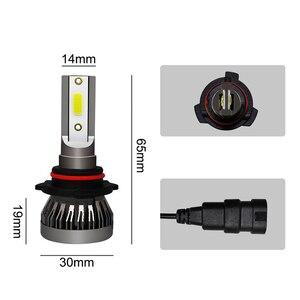 Image 5 - 2 Stuks Auto Koplamp Mini Lamp H7 Led lampen H1 Led H8 H11 Koplampen Kit 9005 HB3 9006 HB4 6000K Mistlamp 12V Led Lamp 36W 8000LM