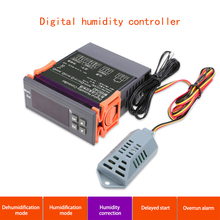 Hygrometer humidity controller, regulator dehumidification humidification controller WH8040
